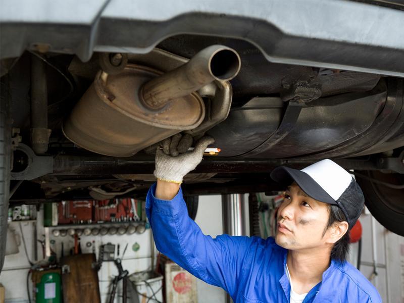 仙北市にある有限会社荒木田自動車整備工場
