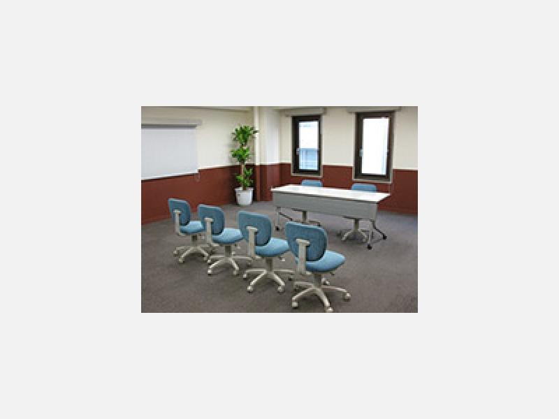 A4会議室◆少人数での会議、ミーティング、面接、控室などに