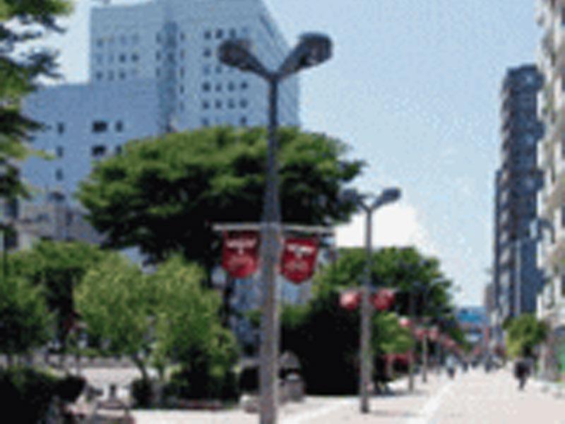 仙台駅東口 徒歩10分
