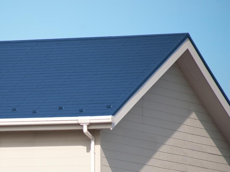 屋根や外壁の塗装