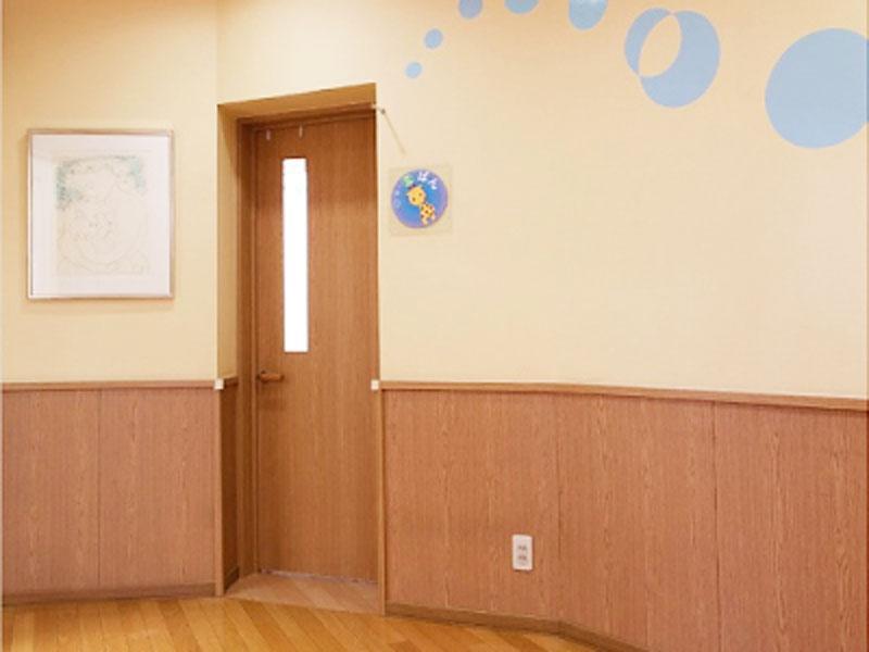 第1・第2隔離室ございます