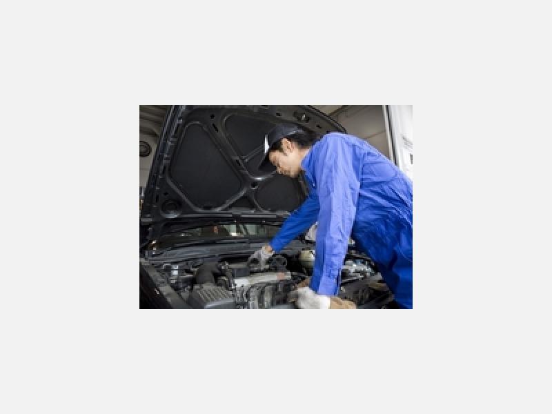 整備・修理・メンテナンスもお任せを。