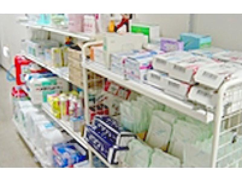 一般用医薬品、医療用具、介護用品販売を行っています
