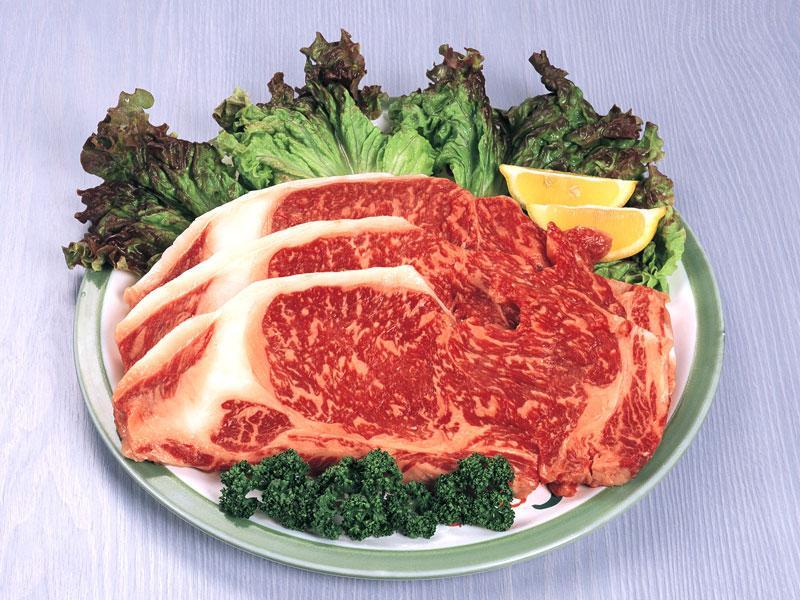 ☆ステーキ