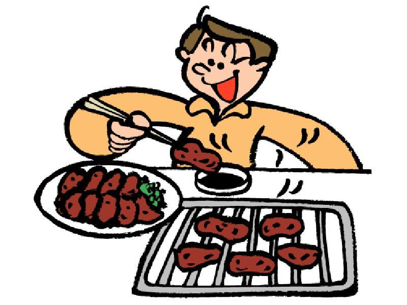 ☆ やったー 今日は肉のびっくり市の日だね