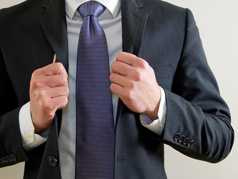 スーツ・Yシャツ・ネクタイ