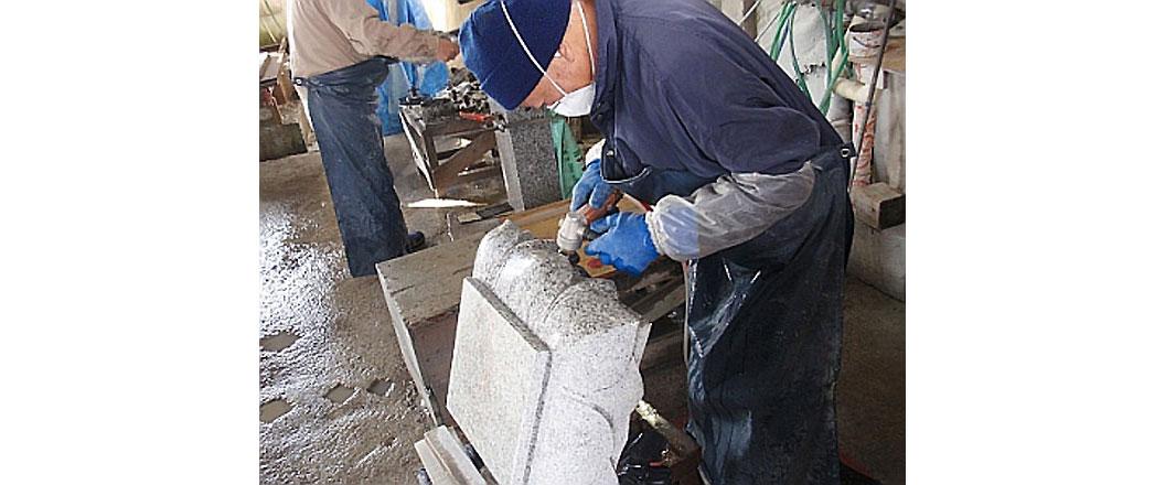 三条市 墓石・安震はかもり正規代理店 若槻石材