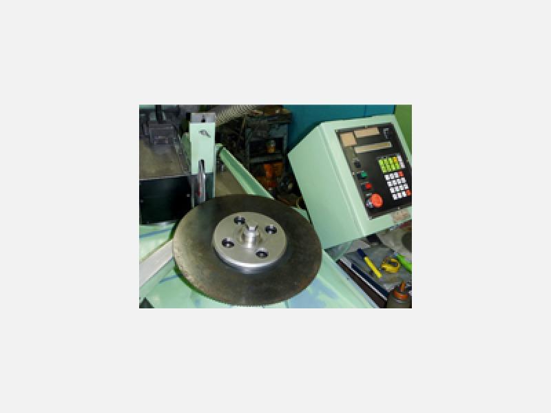 ◆メタルソー研磨機