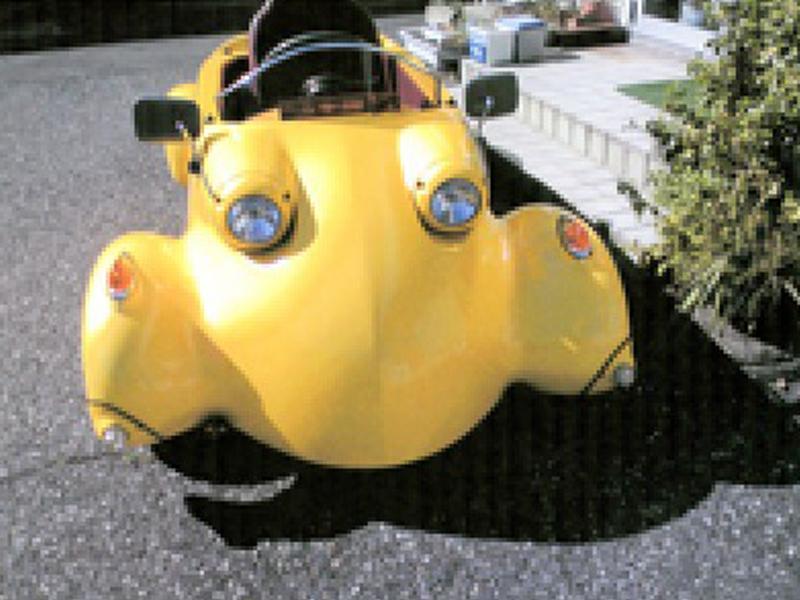 当社のマスコットカー