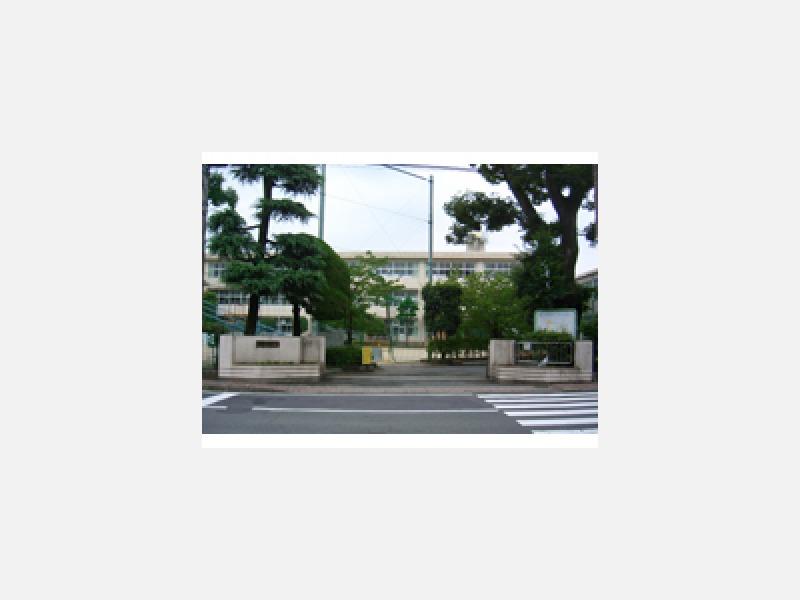 当事務所は、熊本市立壺川小学校の正門前にあります。