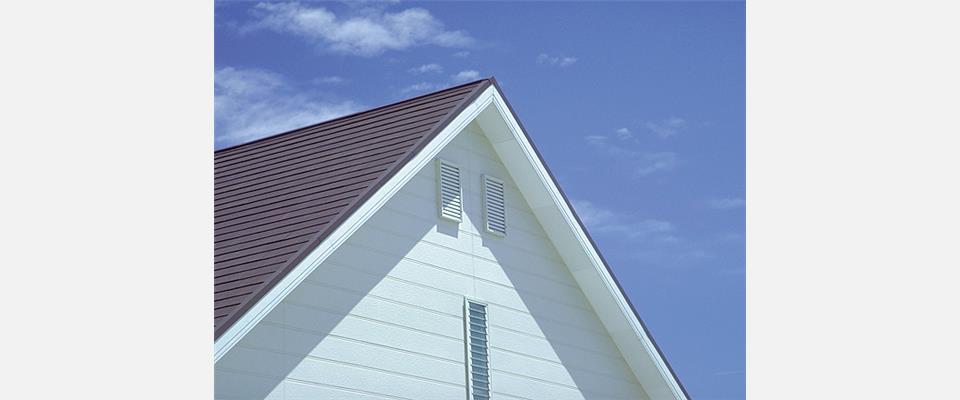 建築板金工事、屋根工事の有限会社平野板金工業所です