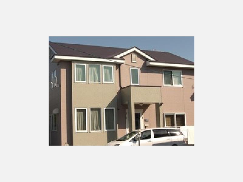 外壁屋根塗装・太陽光パネル設置前