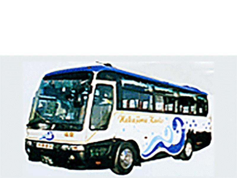 中型バス(39人)