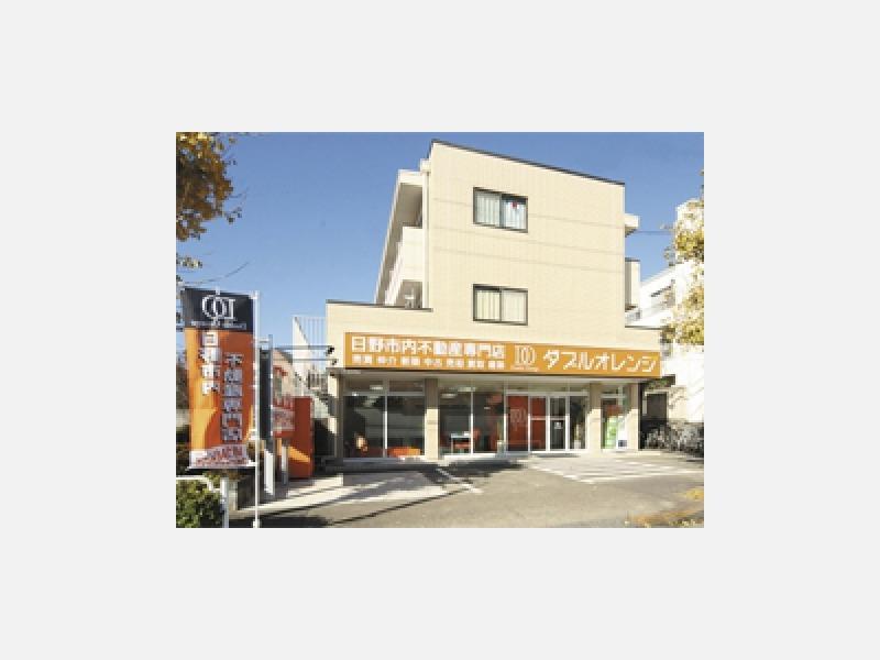 日野市 一戸建て 土地 13台の駐車場完備