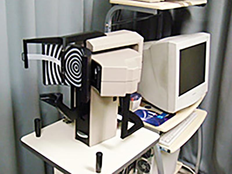 白内障手術等、眼科手術を数多く経験している眼科専門医です
