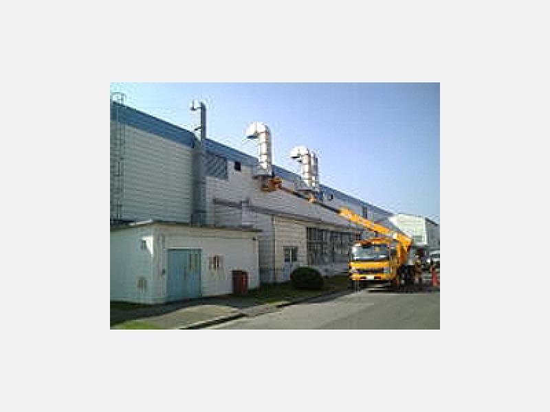 工場生産設備の製作、据付・メンテナンスを行います