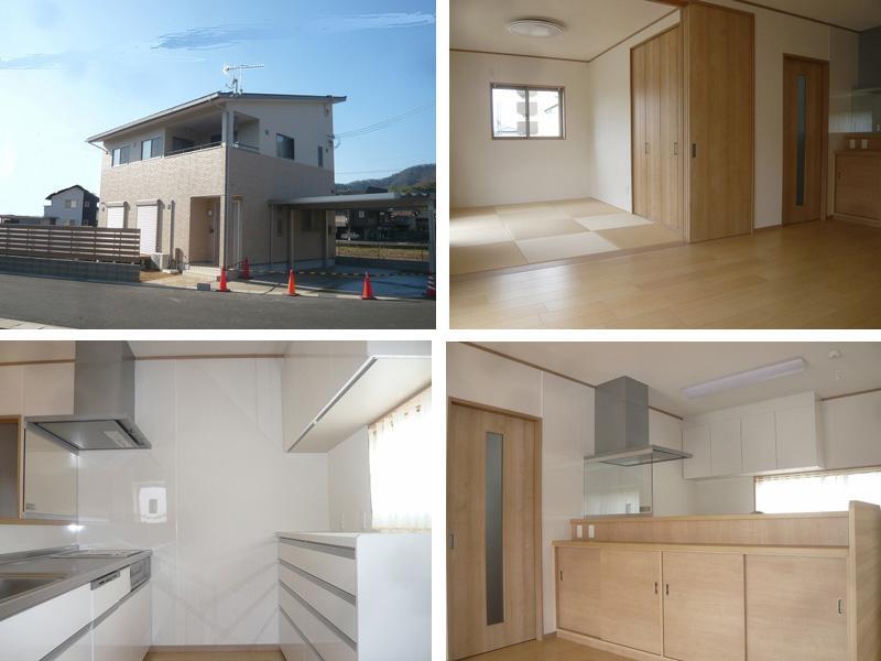 ■新築例(太陽光発電の家)