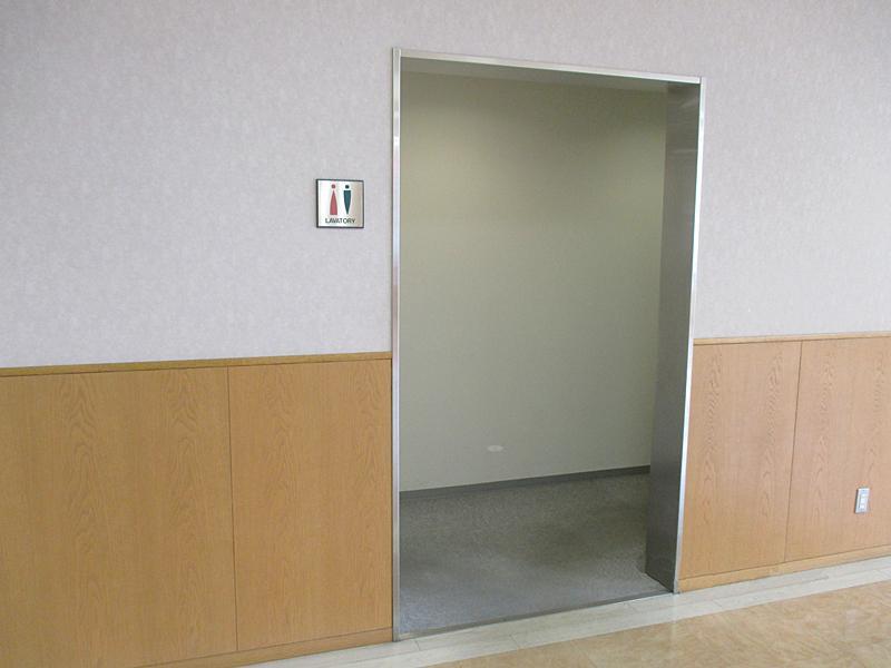 クリニックモール トイレ