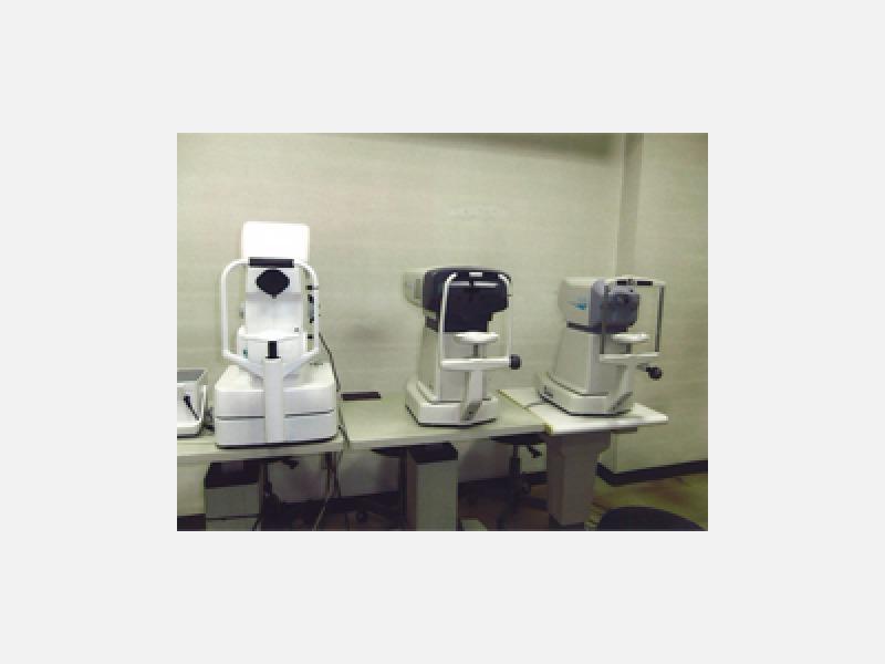 各種検査器械の一部