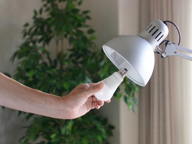 電球の取り替え