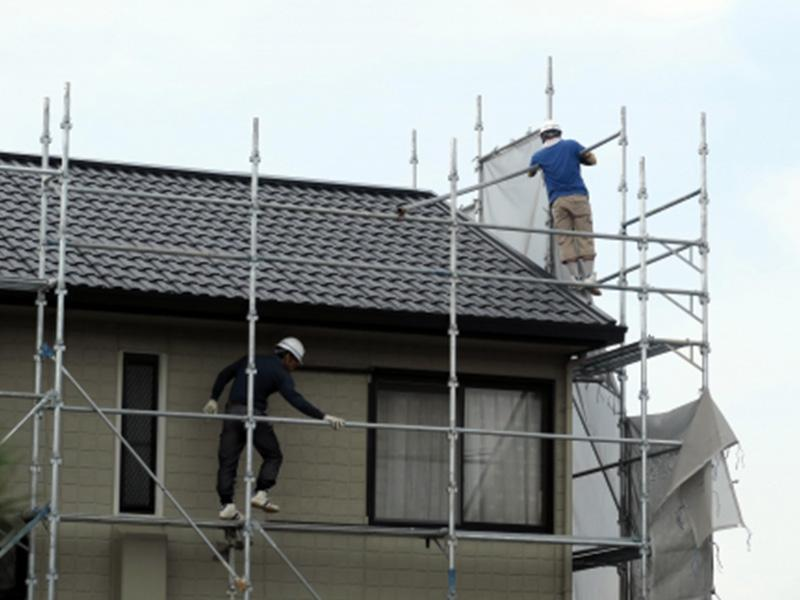 東京都あきる野市 建築板金・屋根工事・金物工事・外壁工事