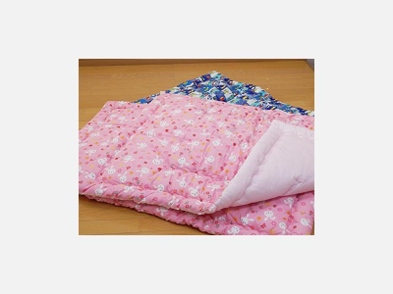 保育園用のお昼寝布団
