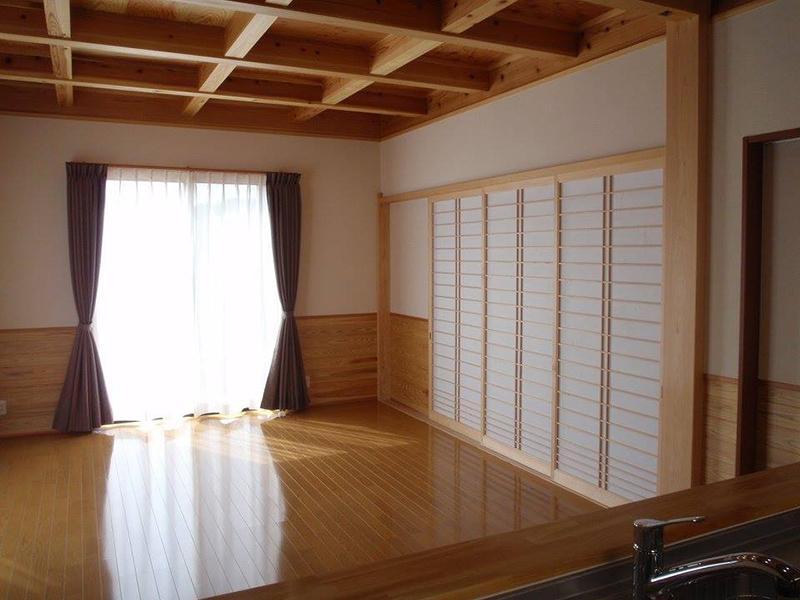 木造住宅、注文住宅の設計施工