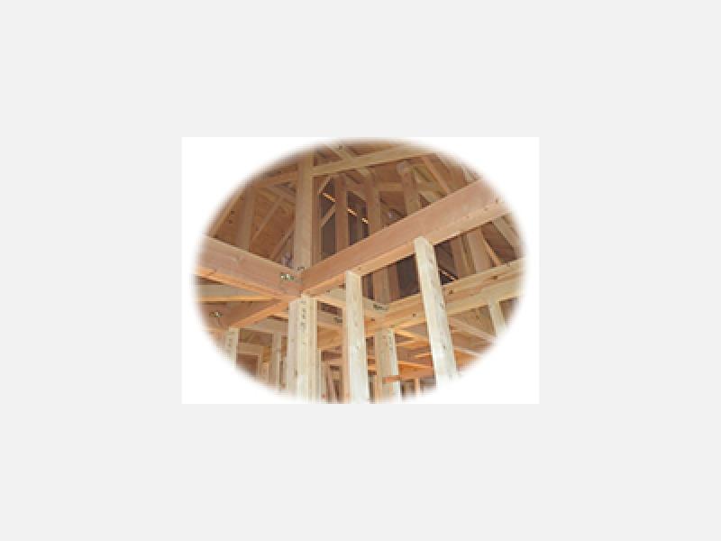 木造住宅・リフォームにこだわり、熟練の職人による技術がご好評