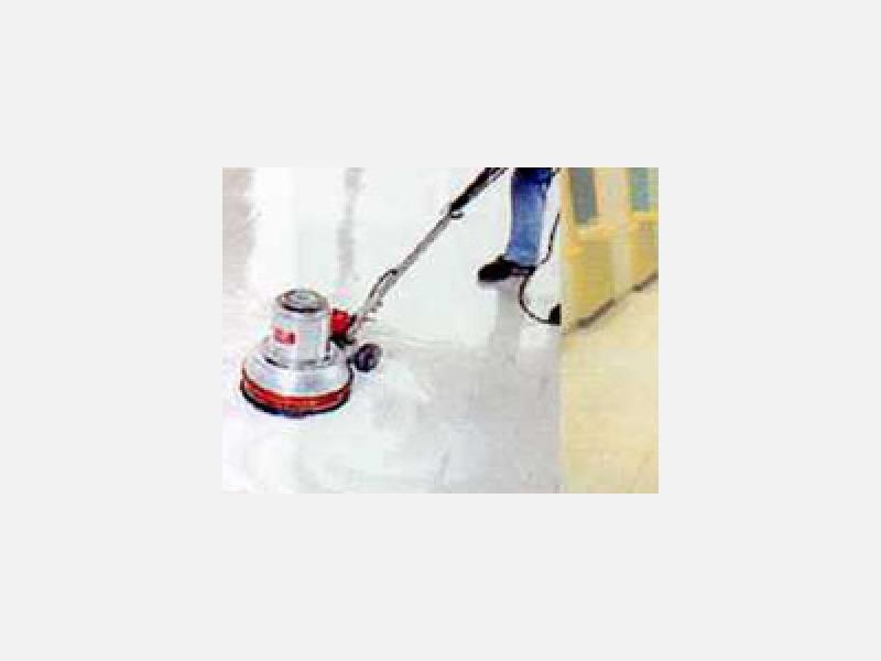 床清掃(クリーニング)