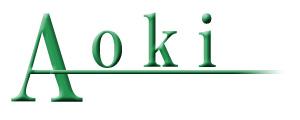 有限会社青木製作ロゴ