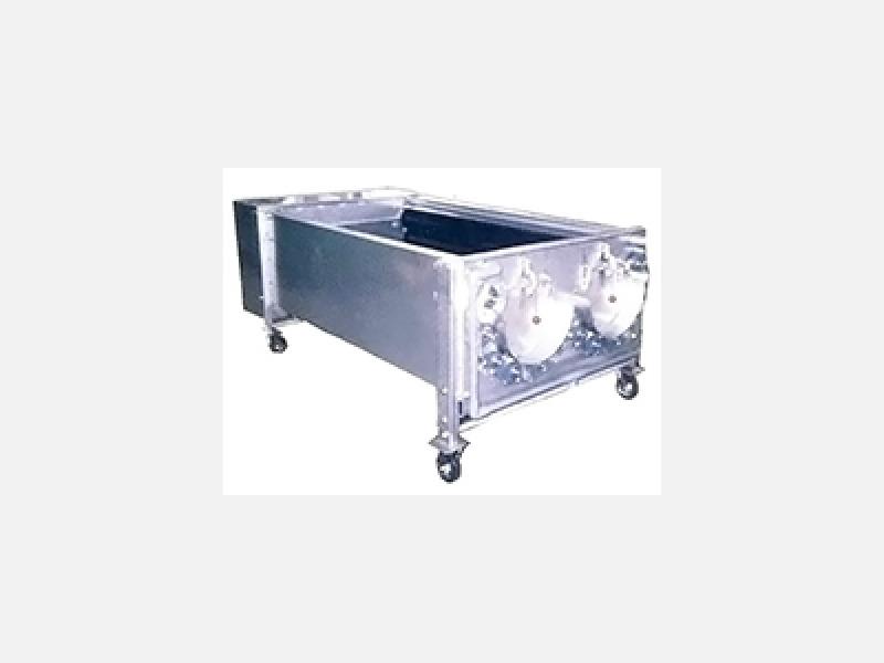 ブラシ式洗浄機