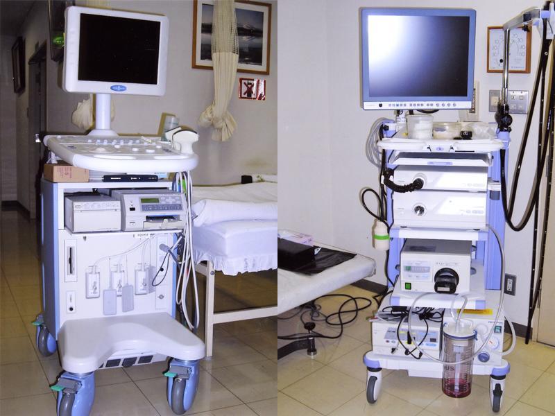 超音波診断装置/電子内視鏡