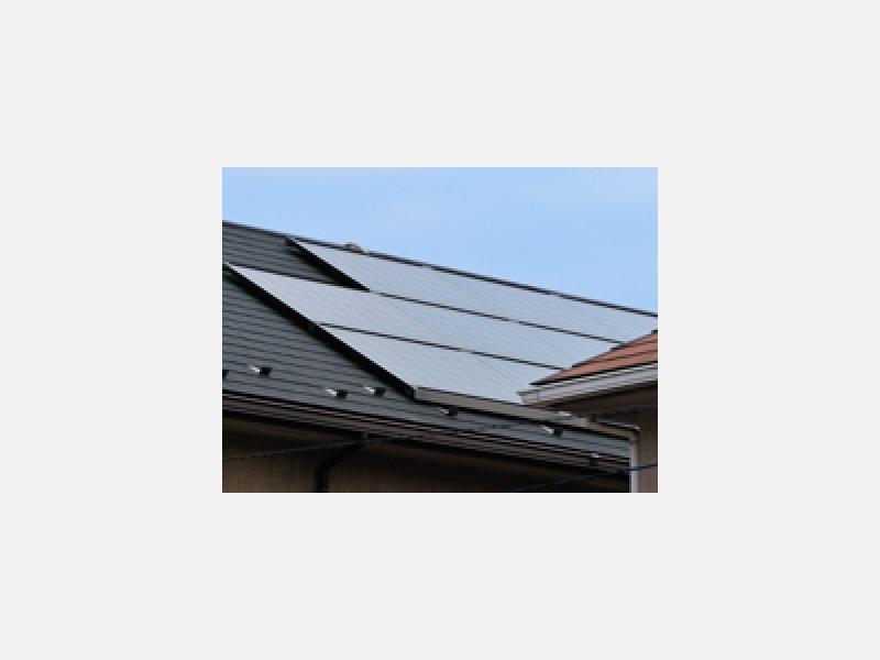 太陽光パネルの施工はお任せください
