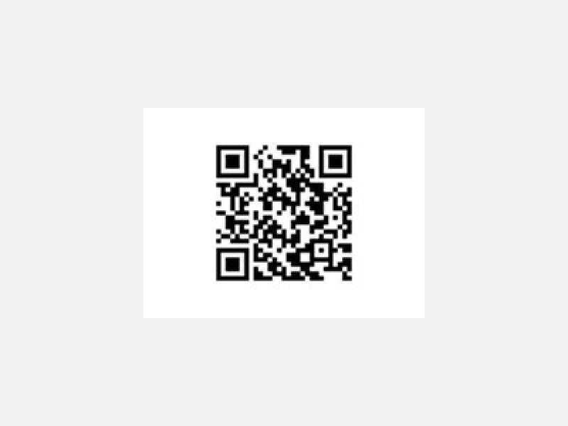 携帯版ホームページに接続できます。