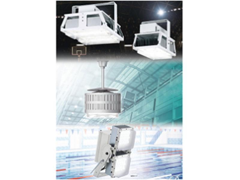 LED高天井用照明器具
