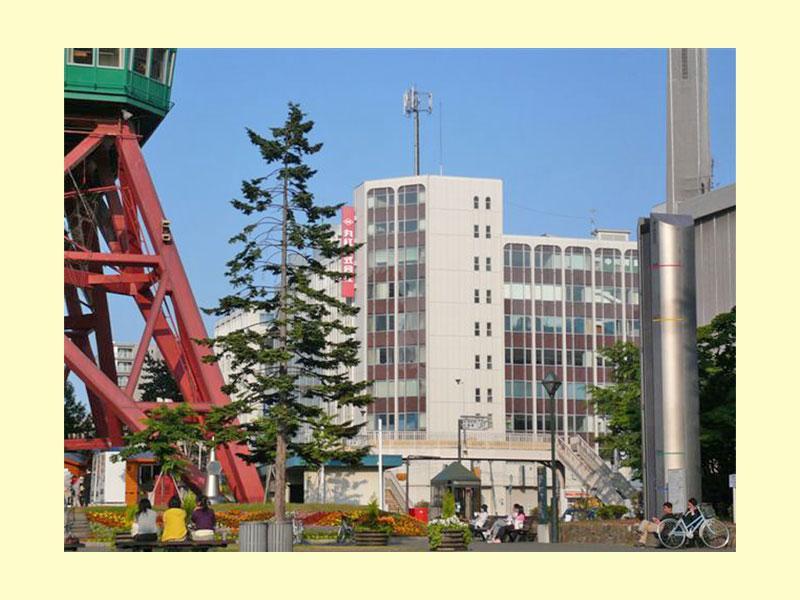 ○テレビ塔すぐそば!大通バスセンタービル1号館8階