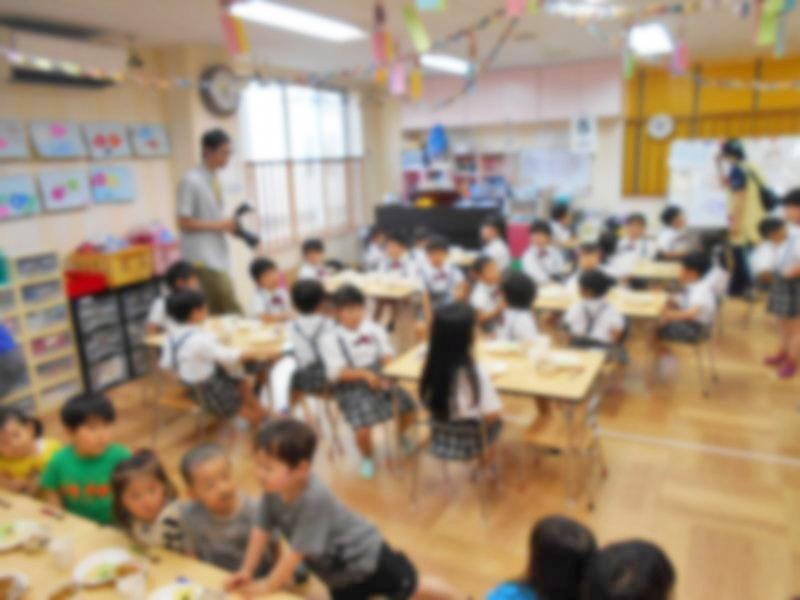 子供達の「健康・環境・教育」を考えた保育園