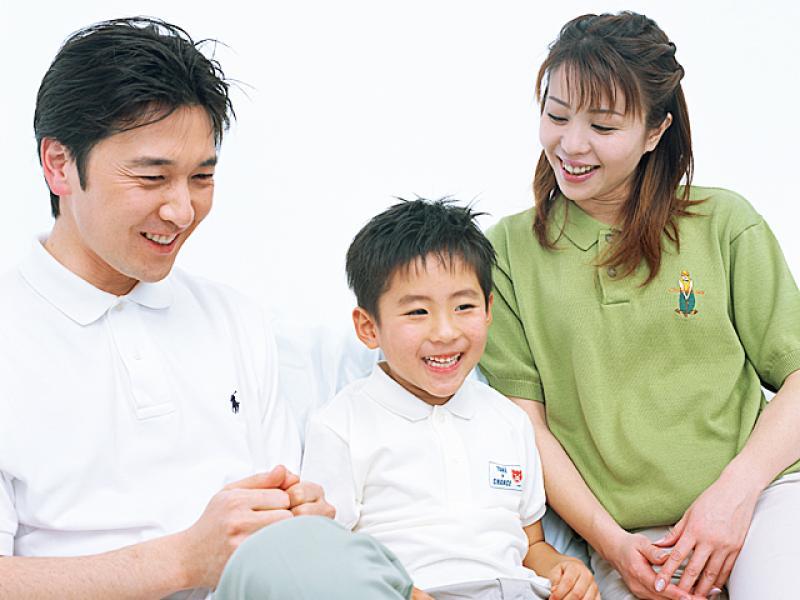 小児眼科の診察にも力を入れております。