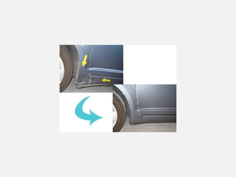 鈑金塗装・車検から自動車整備まで