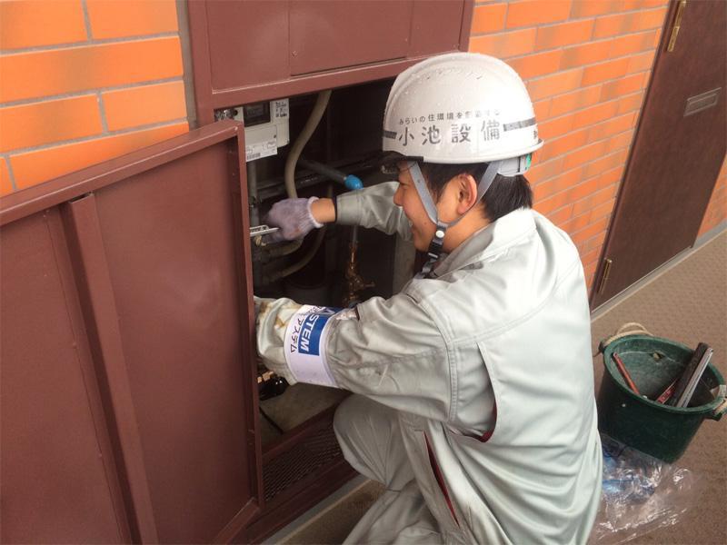 ■木造住宅 ■集合住宅 空調設備工事