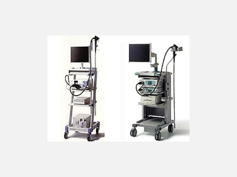 【大腸内視鏡検査】 【経鼻内視鏡検査】