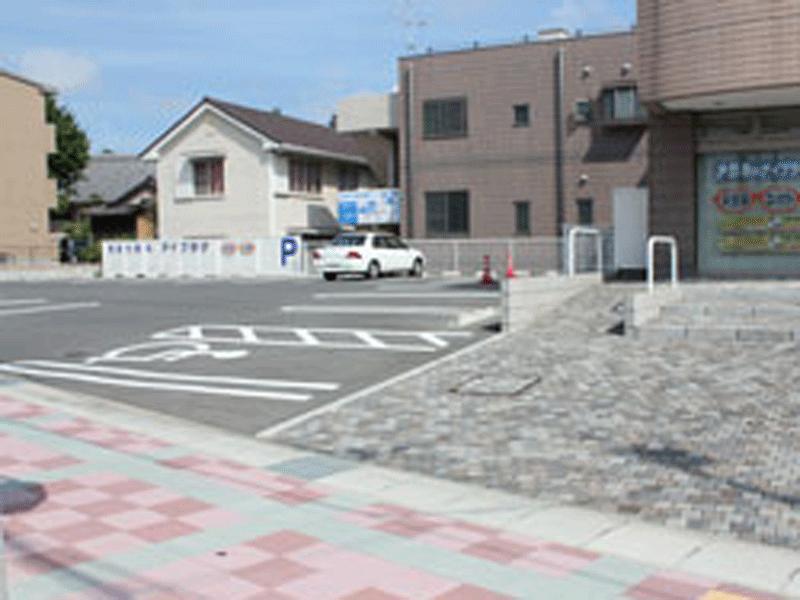 お体の不自由な方専用駐車スペース