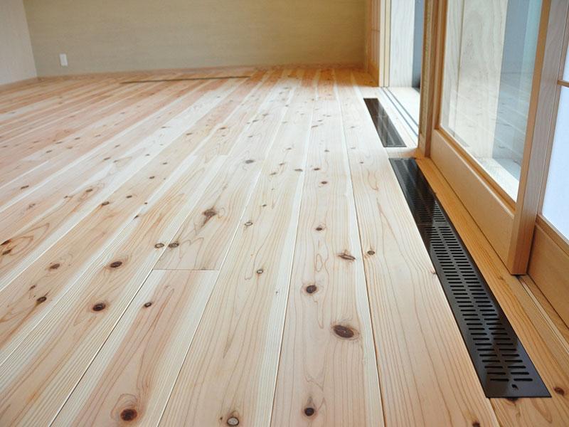 使用する木材は全て宮崎県産