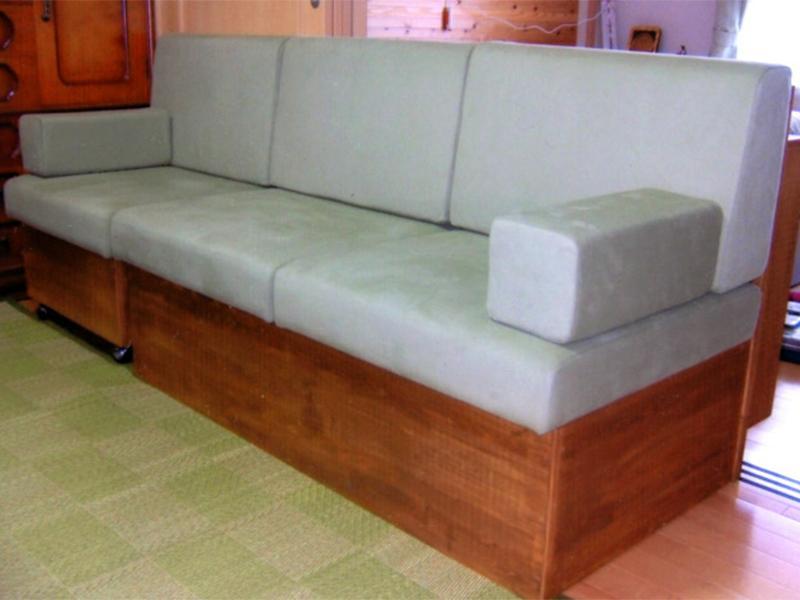 オリジナル家具有ります。