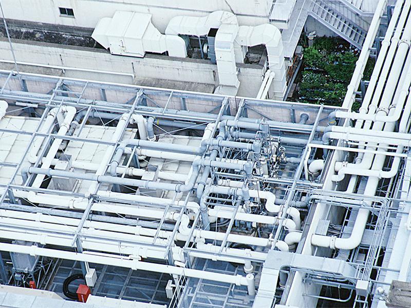 アフターサービス万全 空調、給排水設備の事ならお任せ下さい!