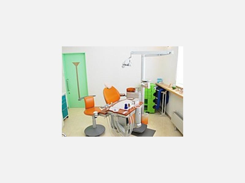 診療室(完全個室)ご希望の方はにお申し付けください