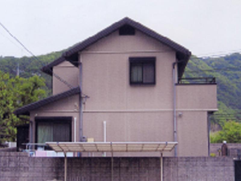 外壁塗装 Before