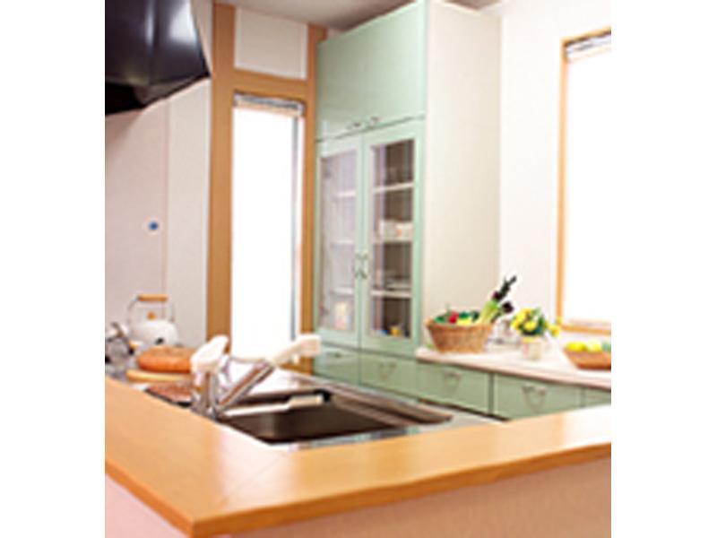 内装リフォーム キッチン