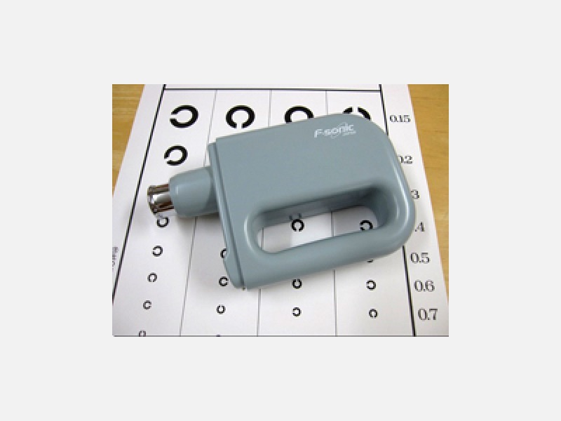 視力回復器