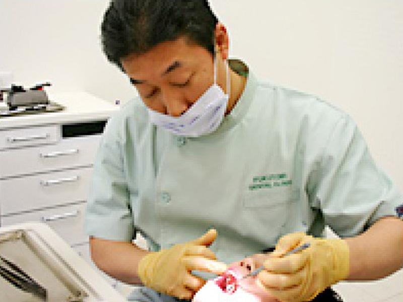 歯科治療を通じて皆様の心のケアを行います